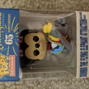 Minnie Mouse Dumbo Funko Pop Pocket